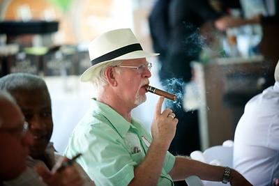 Montgomery Inn Cigar Dinner with Charlie Torano