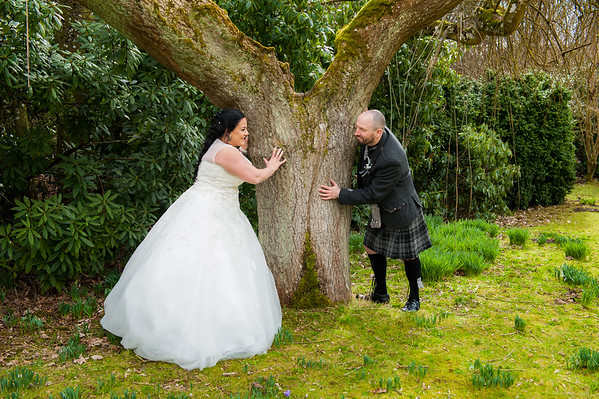 Maxine and Derek - Double Tree by Hilton Dundee