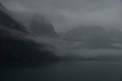 11 Jul - Cool Misty Fiord, and then Sail to Juno