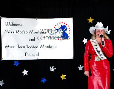 Miss Rodeo MT 2011 Speech Luncheon and More