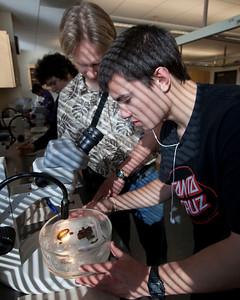 CSUMB Marine Biology Lab 2-22-12