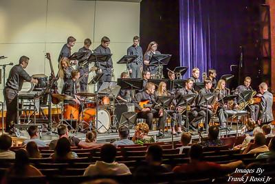 5-14-2015 Norwin Jazz Band