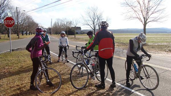 2012 Bike Rides