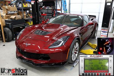 Jerry Cecco's 2017 C7 Z06 Corvette