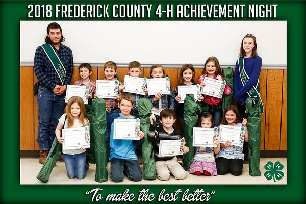 Frederick Co. 4-H Achievement Night