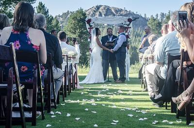 Rayna and Matt Wedding