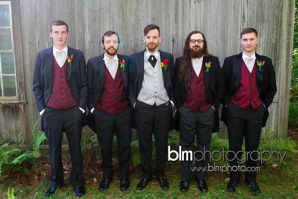 Bridal Party & Group Portraits