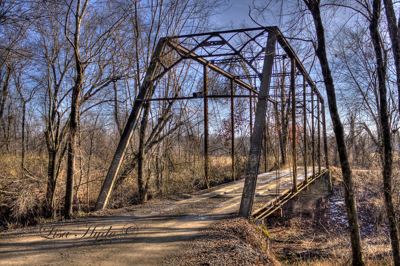 Fryer's Ford Bridge,  Solgohachia, AR