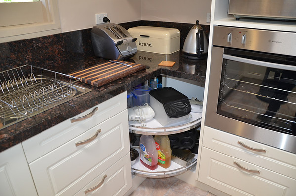 The Kitchen - a work in progress