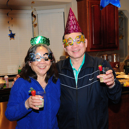 New Year's Eve 2014