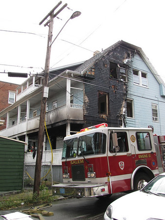Salem - 3rd Alarm, September 2010