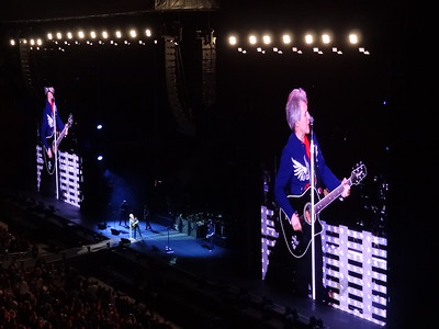Bon Jovi, Brisbane, 2018