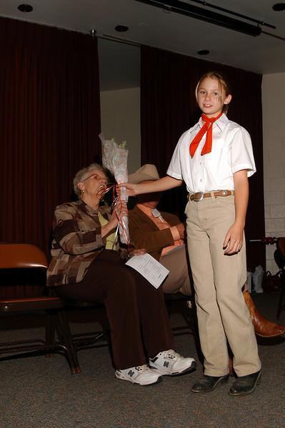 Westernaires 2010 Junior Graduation