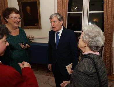 2018 Irish Ambassador Reception in DC