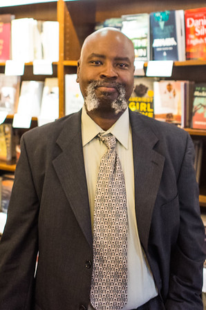 Donnell Joseph Book Party