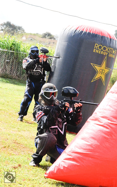 Hawaii Amateur Paintball League PART 1