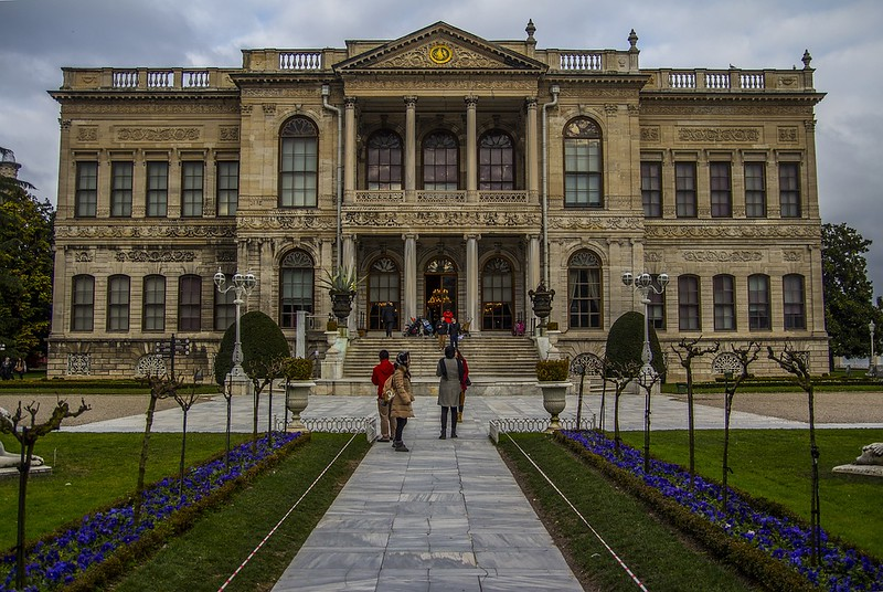 Dolmabahce Palace - Istanbul, Turkey