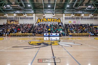 AHS Mens Basketball NorCal Champions 2018