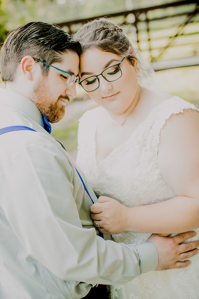 Mr & Mrs Outside