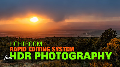 HDR Photography Tutorials - Lightroom Rapid Editing