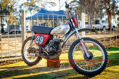 Day#2 The Last Lap Dandaloo Park  Vintage Motocross 21.06.2020