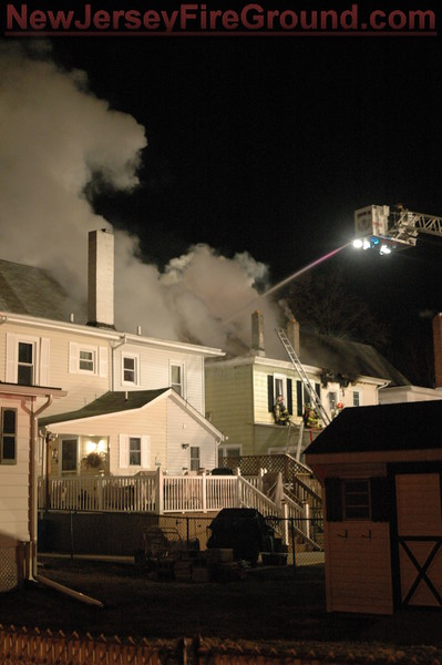 1-25-2009(Burlington County)Burlington City-2nd Alarm Dwelling