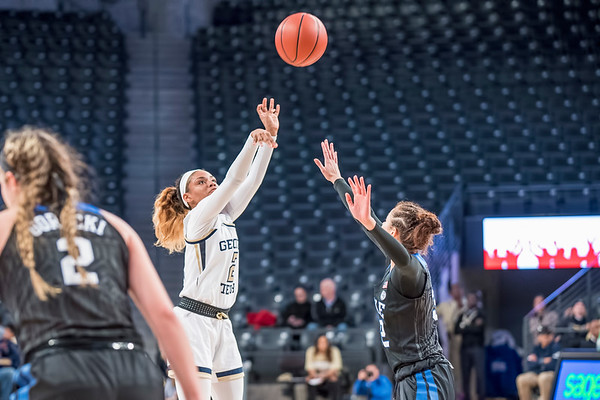 2019 Ga. Tech women vs. Duke, 1-10-19