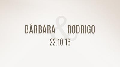 Bárbara&Rodrigo 22-10-16