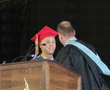 Belmont Graduation 2018