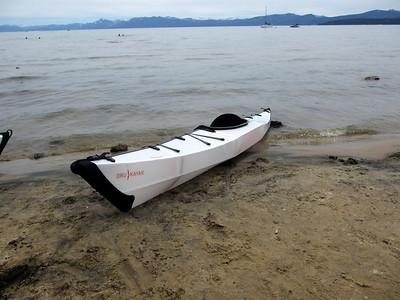 Oru Kayak Demo Day at Lake Tahoe