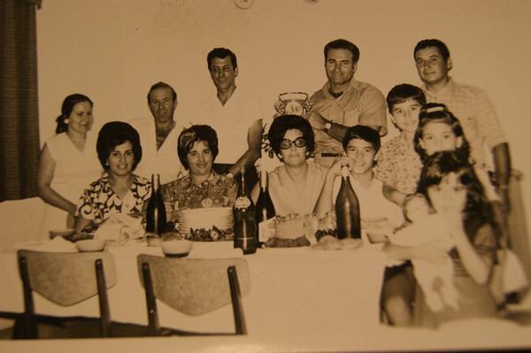 Lucapa   Arminda Salvado, D. Manuela Ferreira, Sr Ferreira, Nelson Ferreira and Jose Salvado.