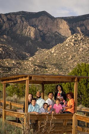 Barton Family Session - Albuquerque, NM Summer 2018
