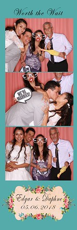 Edgar and Daphne's Wedding 05-06-18