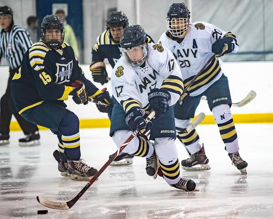 NAVY Hockey vs Drexel University (11/16/2018)