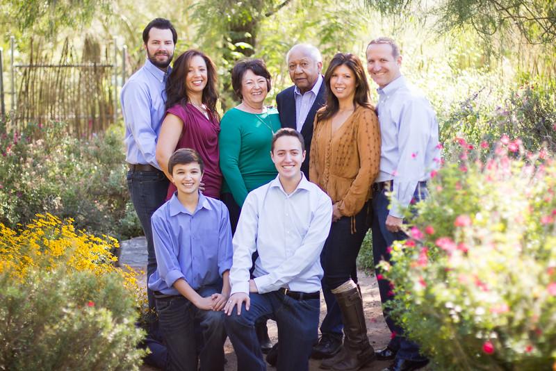 Helena's Family - November, 2014