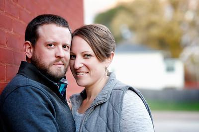 Erin & Scott's Engagement