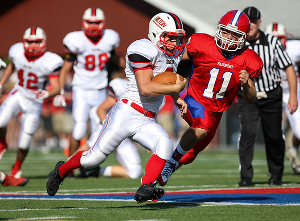 Hilton Cadets v. Fairport Red Raiders 9-28-13