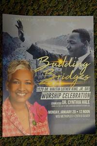 Building Bridges MLK Celebration Jan 20, 2020