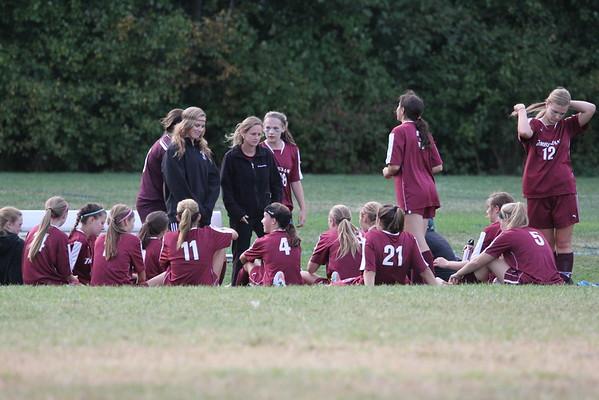 TRHS JV Girls Soccer - 2015 Season