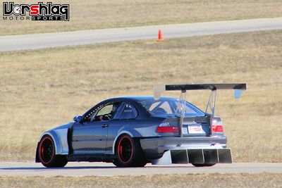 MSR Cresson Track Test - Widebody M3 - Jan 4, 2020