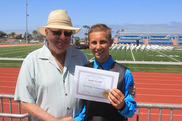 Jake's Graduation 2014
