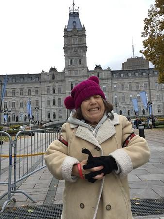 Montréal & Quebec City, Canada #2000 (Oct 2-8)