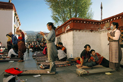 China, Tibetan