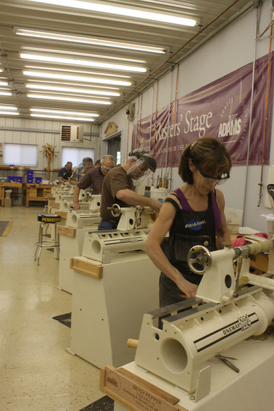 Woodturning II with Alan Lacer