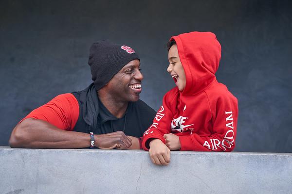 Derrick & Braxton Taylor