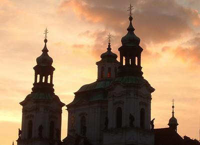 Eastern Europe - Budapest, Bratislava, Vienna, Prague, and Berlin