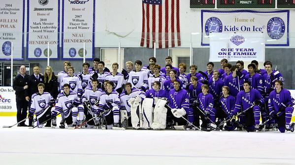 Purple White Game 2017