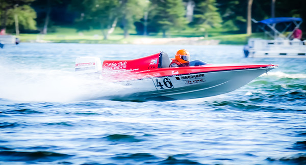 2016 Crosby Powerboat Racing