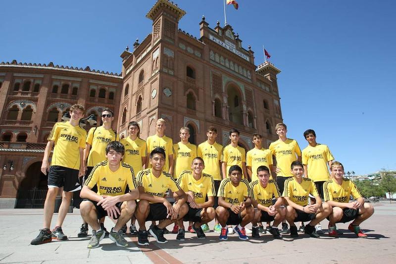 Spain 2012 - Day 3 - Touring Madrid & Plaza Meyor