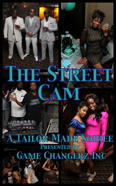 The Street Cam: A Tailor Made Soiree (Game Changerz)